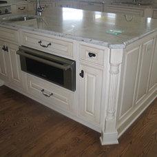 Kitchen by Kitchen Design Gallery