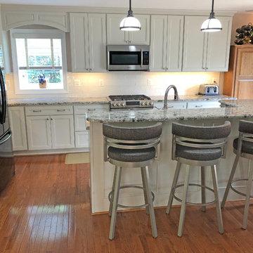Custom Family Kitchen - Crofton, MD