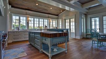 Custom Floors - Kitchen