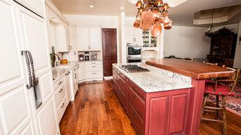 Custom Furniture & Butcher Block Countertops