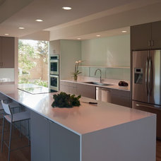 transitional kitchen by Arete European Kitchens