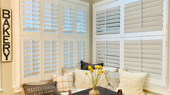 Custom Hardwood Plantation Shutters in Alpharetta, GA