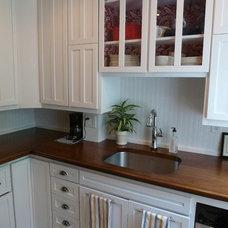 Craftsman Kitchen by The Southside Woodshop
