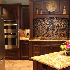 Contemporary Kitchen by Sawlor Built Homes
