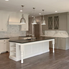 Kitchen by Fitzgerald Construction
