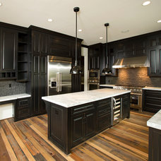 Traditional Kitchen by Authentic Pine Floors, Inc.