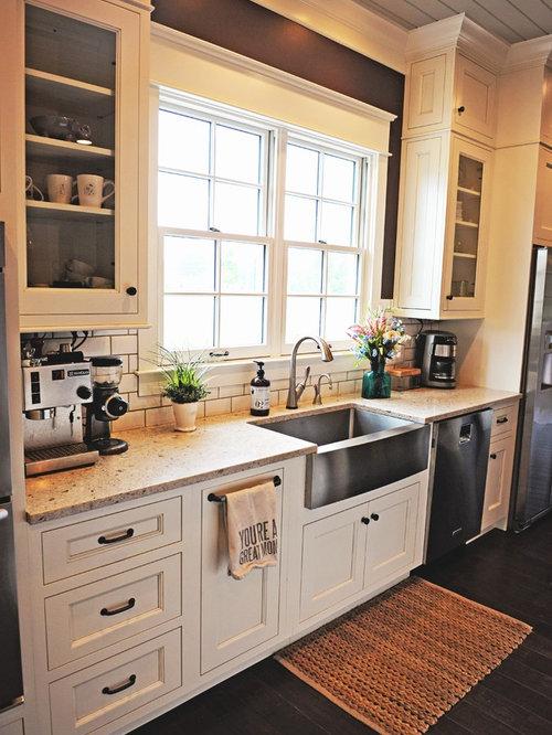 Ideas para cocinas | Fotos de cocinas con encimera de granito en ...