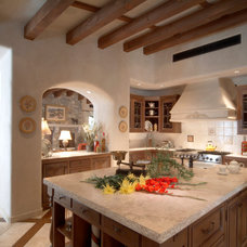 Southwestern Kitchen by Facings of America, Inc