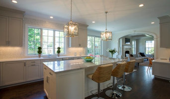 Custom Home in Darien