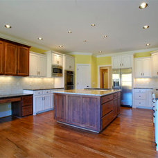 Traditional Kitchen by Sullivan Design & Construction, LLC