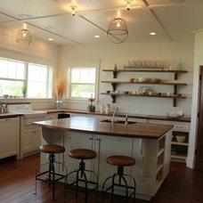 Craftsman Kitchen by Jake Hulet Construction