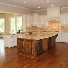 Traditional Kitchen by Linnane Homes