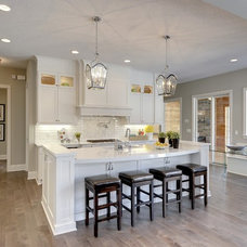 Traditional Kitchen by NIH Homes
