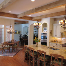 Traditional Kitchen by Will Development Company