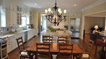 Custom Homes - Kitchen