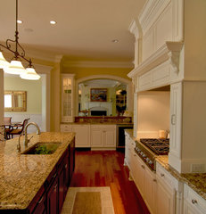 kitchen by Seamar Construction Group