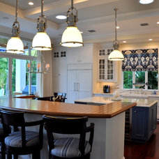 Traditional Kitchen by Vintage Building and Design