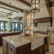 Traditional Kitchen by Camelot Cabinets