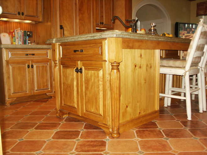 Mediterranean Kitchen Products by Classic Carpentry Unlimited, Inc