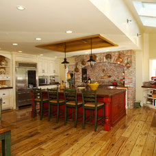 Farmhouse Kitchen by A LA MAISON
