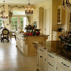 Mediterranean Kitchen by Design Build Pros