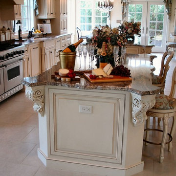 Custom Kitchen Designs and Remodeling in New Jersey