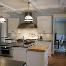 Kitchen by Century Bay Builders