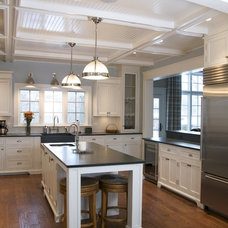 Traditional Kitchen by Century Bay Builders