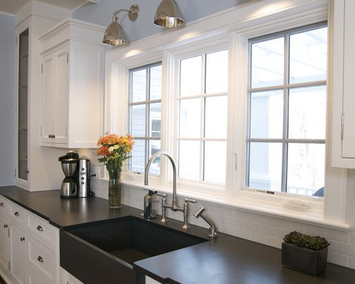 Honed Slate Countertop Houzz