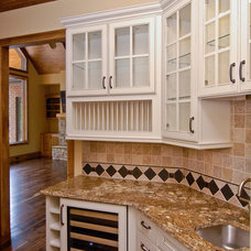 Traditional Kitchen by First Choice Custom Homes