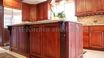 Custom Kitchen In Solon Oh