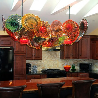 Custom Kitchen Island Lighting