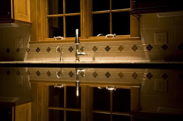 Traditional Kitchen by Kirk Alan Wood & Design LLC