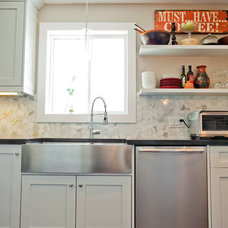 Eclectic Kitchen by Madison Taylor