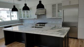 Custom Kitchen Marble