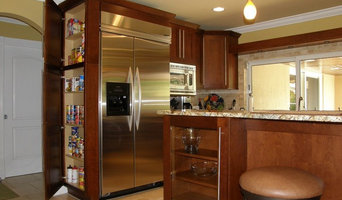 Custom Kitchen Pantry and storage