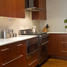 Contemporary Kitchen by PHASE2 BUILDERS