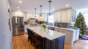 Custom Kitchen Remodel - Catonsville, MD