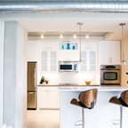 My Houzz Textiles Charm An Open Brooklyn Loft