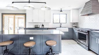 Custom kitchen renovation