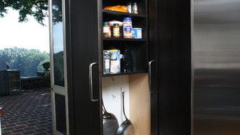 Custom Kitchen - Round Room