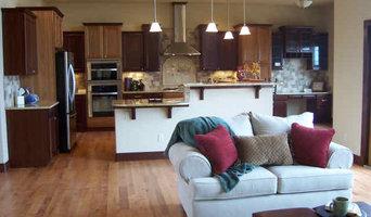 Custom Kitchen Space