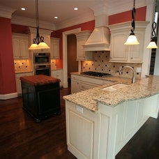 Traditional Kitchen by Sterling Development Group - Carl Baker