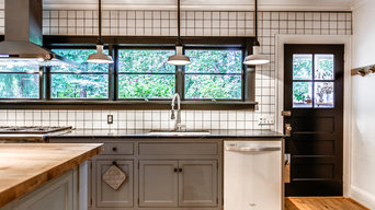Custom Kitchen Windows