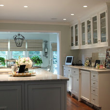 Traditional Kitchen by Peterson Renovations Inc.