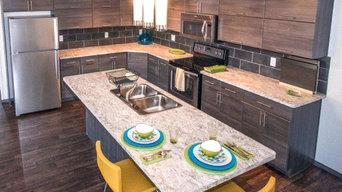 Custom Kitchens & Dining Areas