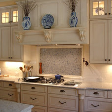 Traditional Kitchen by Cabinets Custom