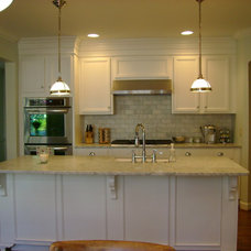 Traditional Kitchen by NeedCo, Inc. The Cabinet Company