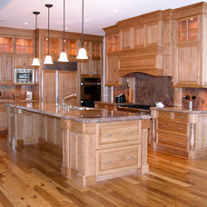 Traditional Kitchen by Unique Design Cabinets