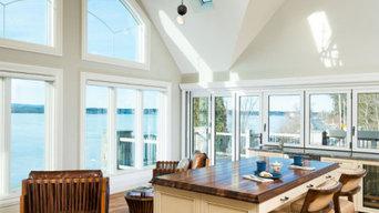 Custom Luxury Lake House